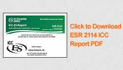 icc esr-2114 report